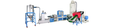 Plastic Recycling Machinery